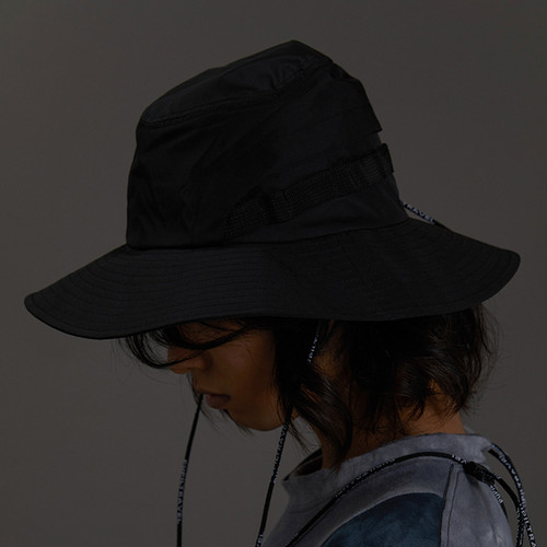 PUPIL TRAVEL 21SS フィッシャーマンハット