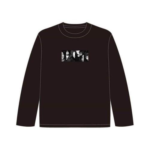 barTAKIBIスタッフデザイン ロングスリーブTシャツ (白) (黒)