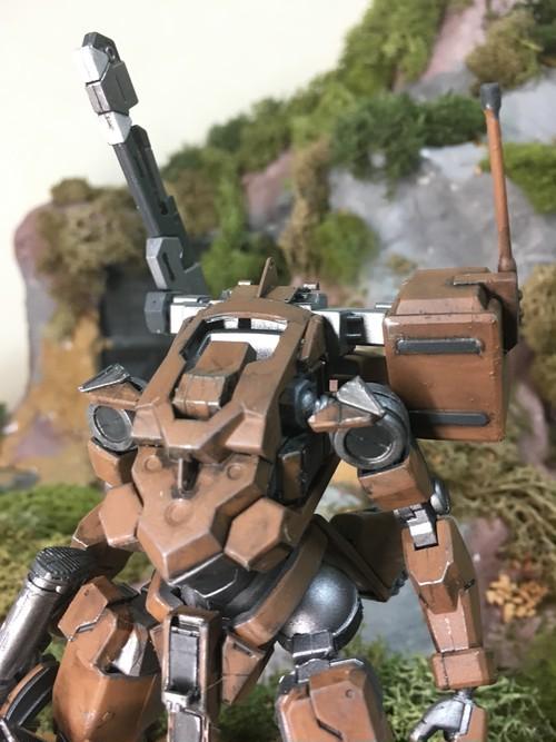 人型兵器-【タンク発展型兵器】