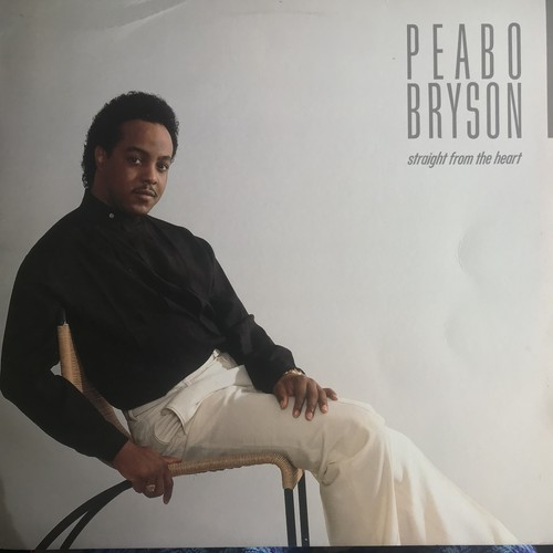 PEABO BRYSON /STRAIGHT FROM THE HEART (1984)