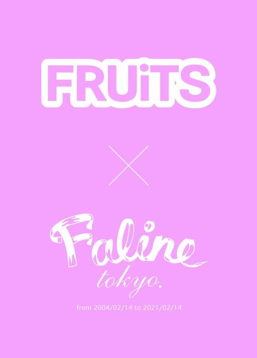 eBook- FRUiTS x FALINE