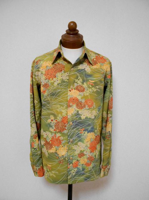 サムライシャツ Samurai Shirt MS-121/M
