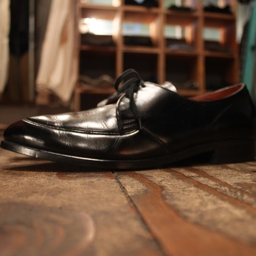 BRENT old Leather Shoes