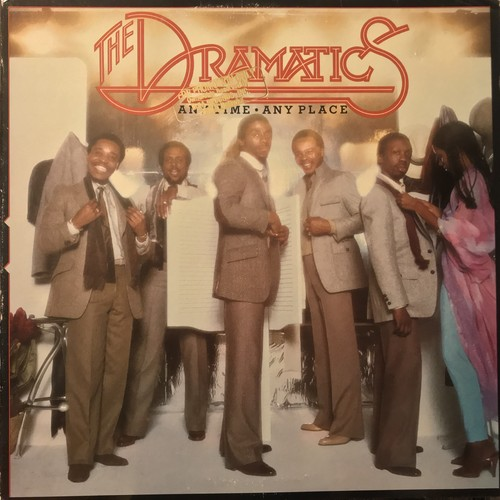 DRAMATICS / ANYTIME ANYPLACE (1979)