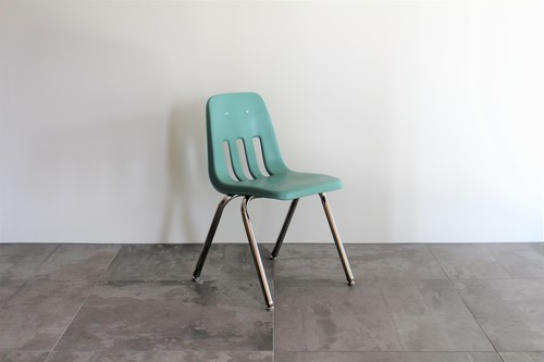 VIRCO CHAIR - ASH GREEN -