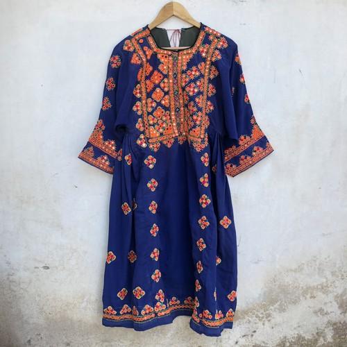 Vintage パキスタン バロチスタンドレス