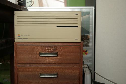 MacintoshⅡci型ストレージBox