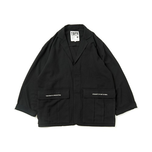 TIGHTBOOTH PRODUCTION FORTRESS WOOL JKT