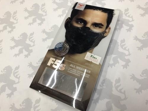 スポーツ用マスク 【 ナルーマスク F5S 】