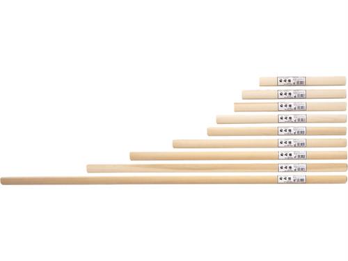木製 「ほおの木 めん棒 45cm」