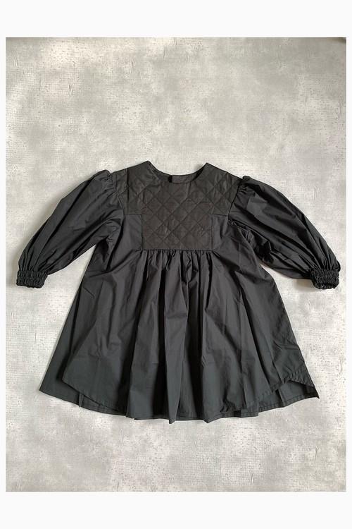 folkmadequilt dress black x quilt