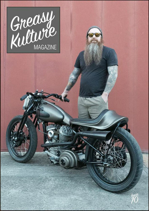 Greasy Kulture magazine issue#70
