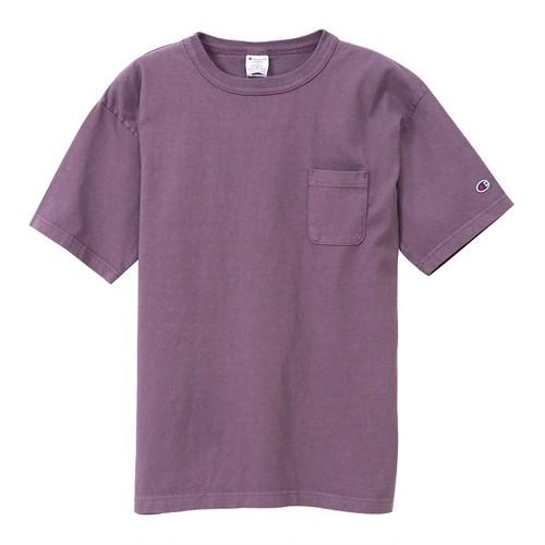 Champion / チャンピオン | T1011 USA T-Shirt with Pocket / ダルパープル