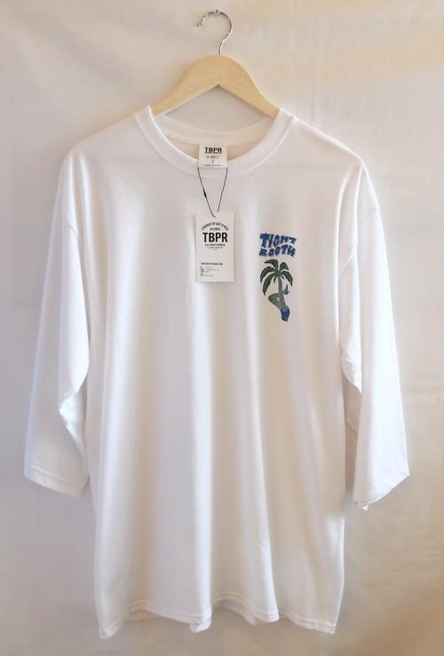 TIGHTBOOTH YASHINOKI 7 SLEEVE Tシャツ L タイトブース TBPR