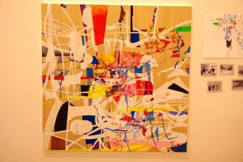 「Untitled」Kazuya TAOKA  painting