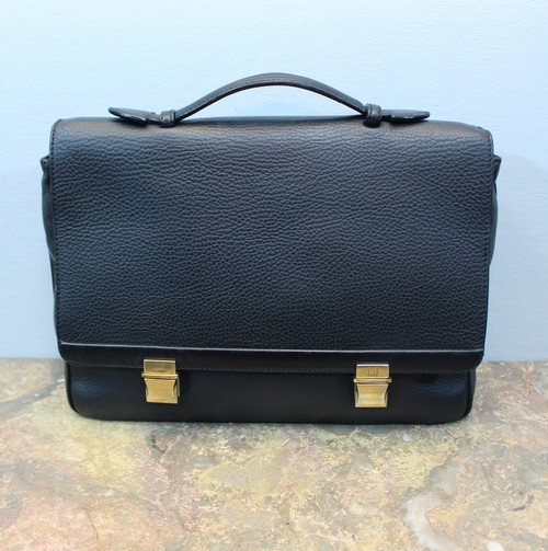 .dunhill LEATHER BUSINESS BAG MADE IN ITALY/ダンヒルレザービジネスバッグ 2000000031682