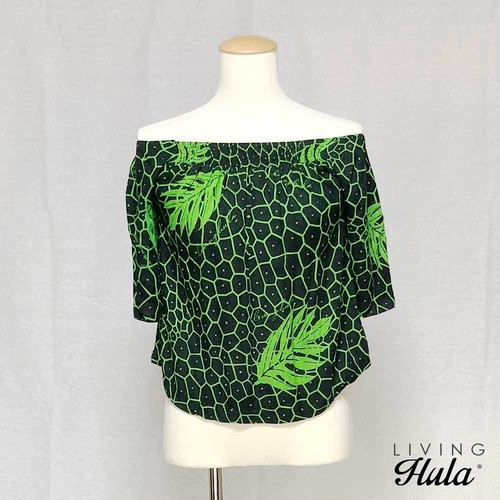 Living Hula Kaelyn Off Shoulder Top