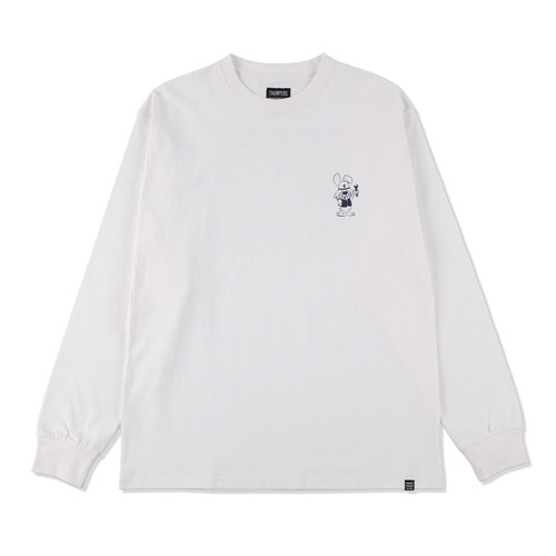 CHARACTER L/S TEE  [TH0A-10-7]