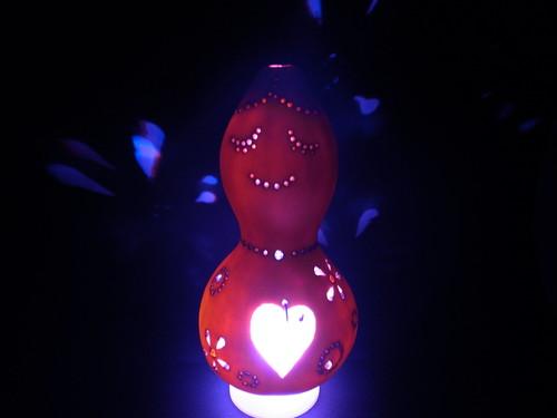 ひょうたんライトNo,13 ご懐妊祝い