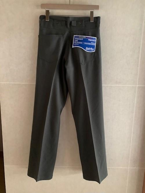 DAIRIKU Flasher Pressed Pants -Grey Heather