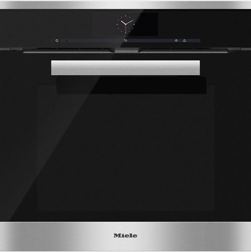 ミーレ 電気オーブン H6860BP (ステンレス、50HZ)