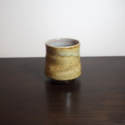 This is the cup of the base. 湯飲。c