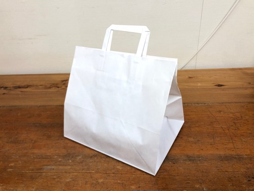 手提げ紙袋【超トマトバラ 1kg用 / 贈答用 20粒入り用】