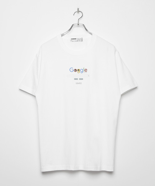 Goggle Window T-shirt [White]