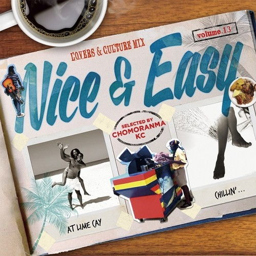 Nice&Easy Vol.13 Lovers&Curture Mix