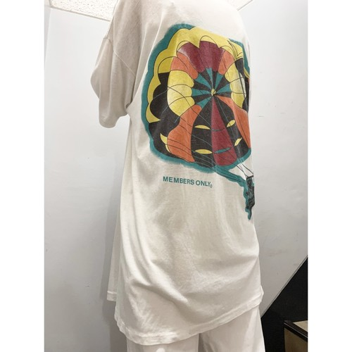 80's〜90's MEMBERS ONLY Tシャツ