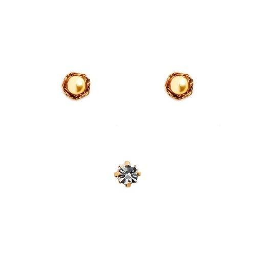 No1 [Yellow Gold]