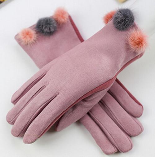 秋冬★レディース★手袋★厚手★スマホ手袋★素敵★ファッション A-k29