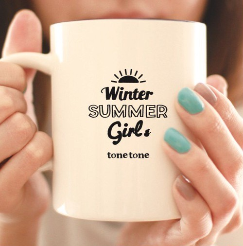 『winter summer girl ep』