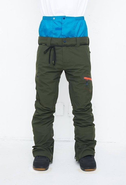2018-19 REW THE STRIDER PANTS 15 SLIM FIT Army