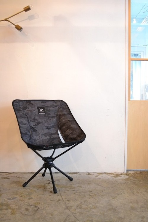 W.M.B.C. / W.M.B.C. x Helinox TACTICAL SWEIVEL CHAIR