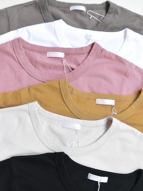 【再入荷】Commencement コメンスメント コットンクルーネック Tシャツ