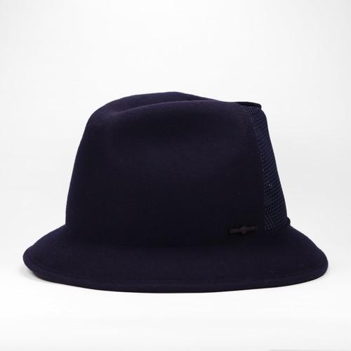 mesh hat/navy