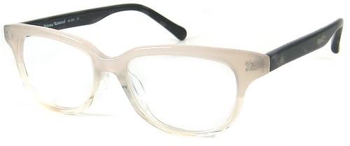 ヴィヴィアン ウエストウッド vw9001 by メンズ 眼鏡 メガネ Vivienne Westwood ベージュ イエロー vw-9001 男性用