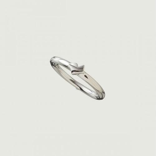 Mouchu Ring Silver
