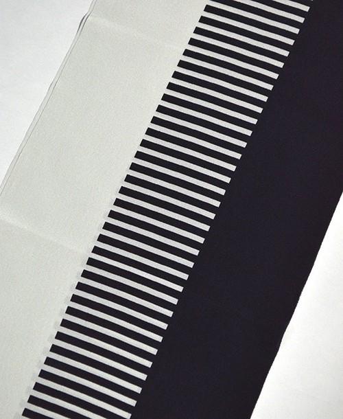 スリートーンボーダー 黒