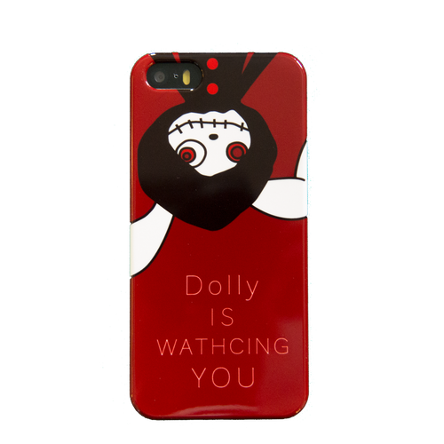 Dolly IS WATCHING YOU Smart Phone Case