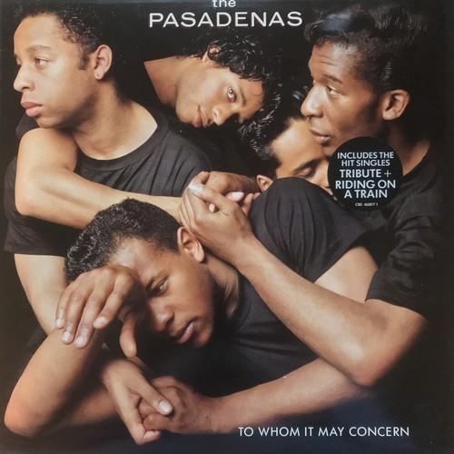 THE PASADENAS / TO WHOM IT MAY CONCERN (1988)