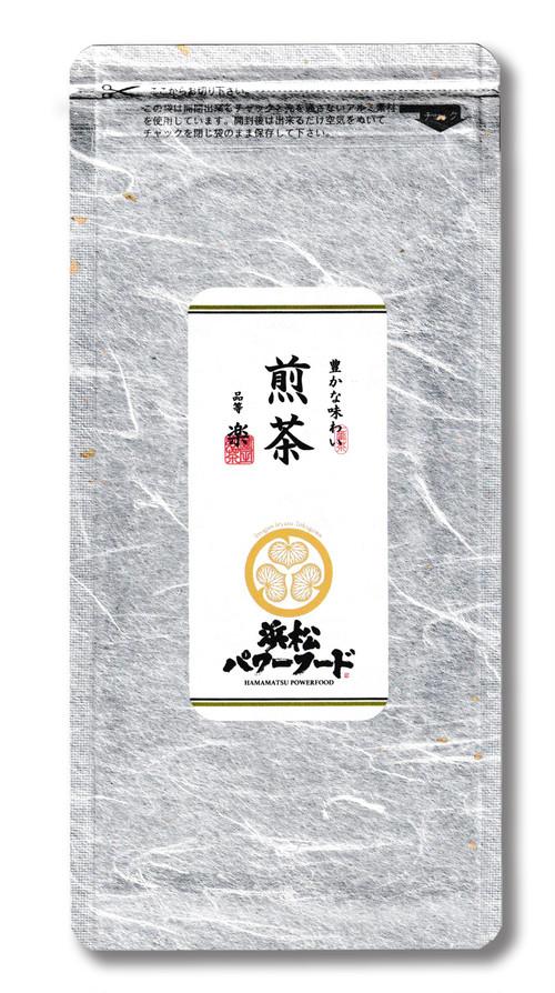 浜松パワーフード煎茶 品等:楽 100g