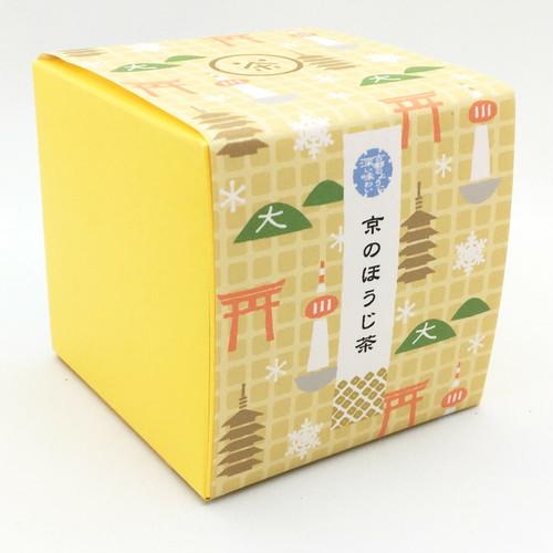 京都の冬|箱茶|古都の雪