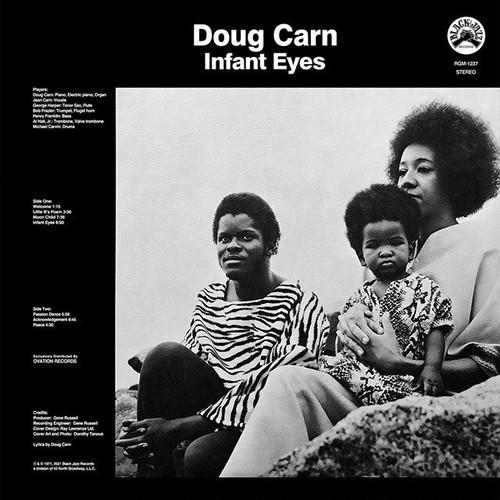 【残りわずか/LP】Doug Carn - Infant Eyes