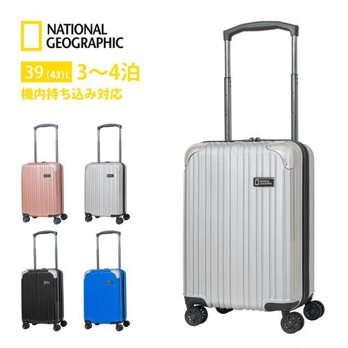 NAG-0799-49 機内持ち込みサイズ キャリーケース Nationalgeographic ナショナルジオグラフィック