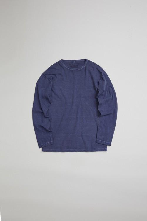 USネイビーロングスリーブ Tシャツ / 40'S US NAVY LONG SLEEVE T-SHIRT PIGMENT DYE