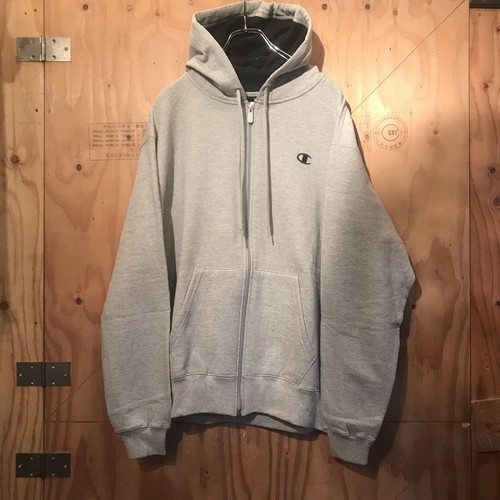 CHAMPION ECO FLEECE SWEAT FULL ZIP HOOD  RW-139