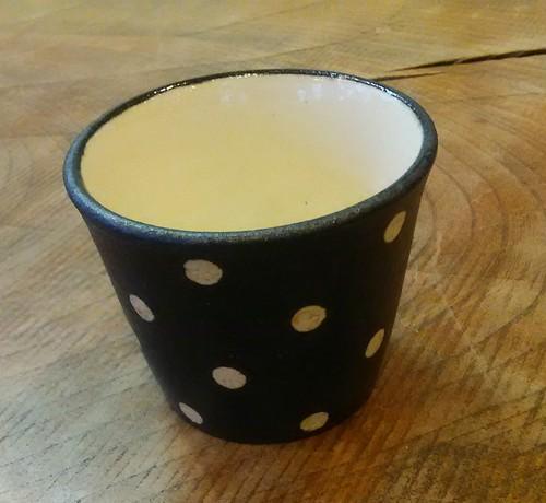 カップ 陶器 高須愛子 そばちょこカップ
