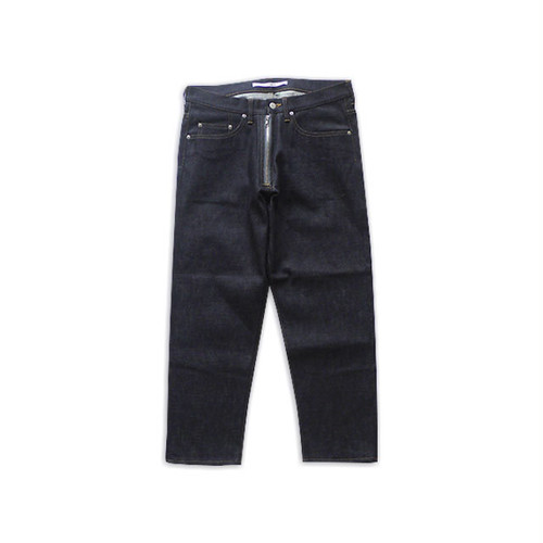 FP FRONT ZIP DENIM PANTS